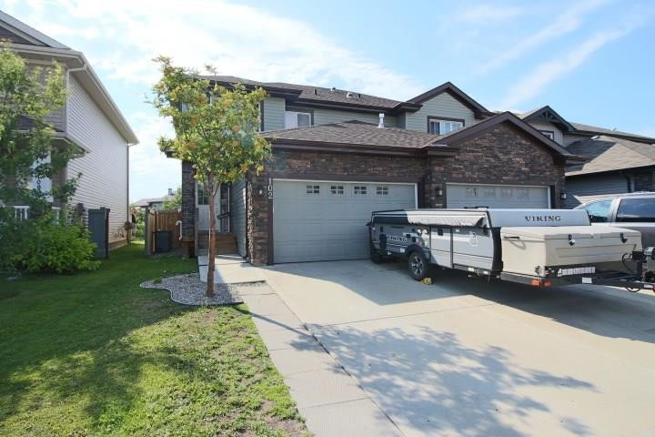 Townhouse for sale at 102 Cranston Pl Fort Saskatchewan Alberta - MLS: E4225331