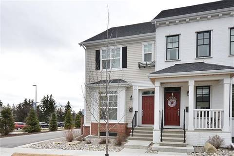 Townhouse for sale at 102 Dieppe Dr Southwest Calgary Alberta - MLS: C4239186