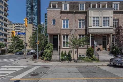 Townhouse for sale at 102 Earl Pl Toronto Ontario - MLS: C4814267
