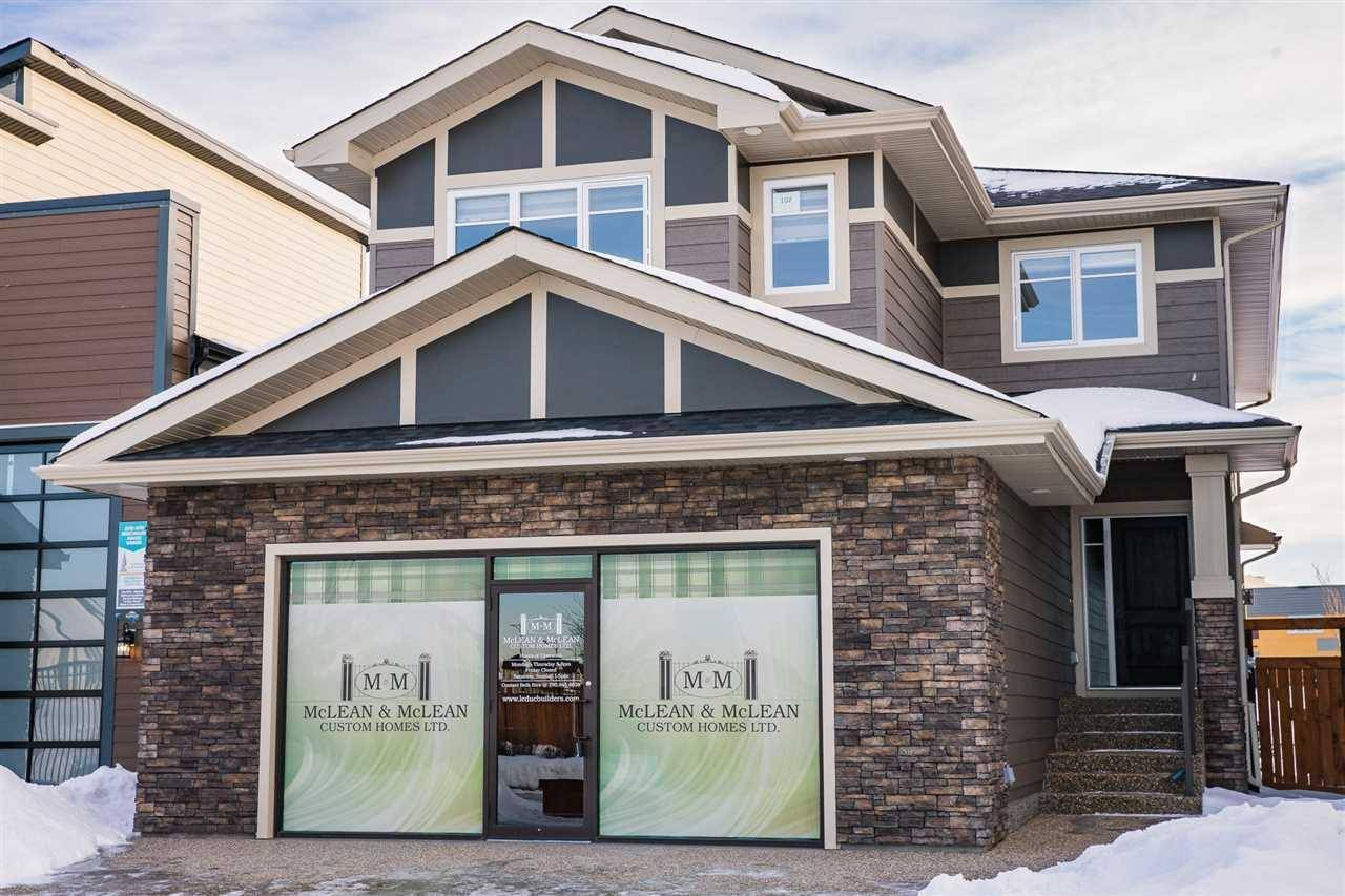 House for sale at 102 Edgewater Circ Leduc Alberta - MLS: E4186475