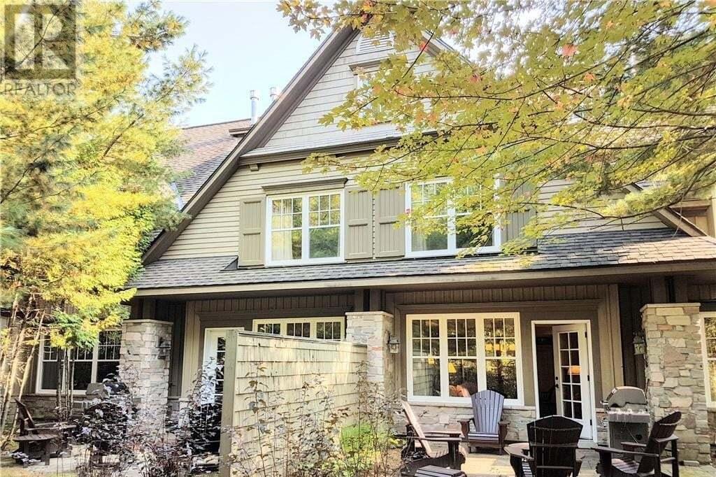 Townhouse for sale at 102 Emerald Hills Ct Mactier Ontario - MLS: 40024907