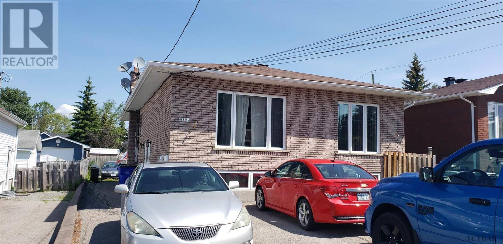 Townhouse for sale at 102 Floral Ave Timmins Ontario - MLS: TM200093