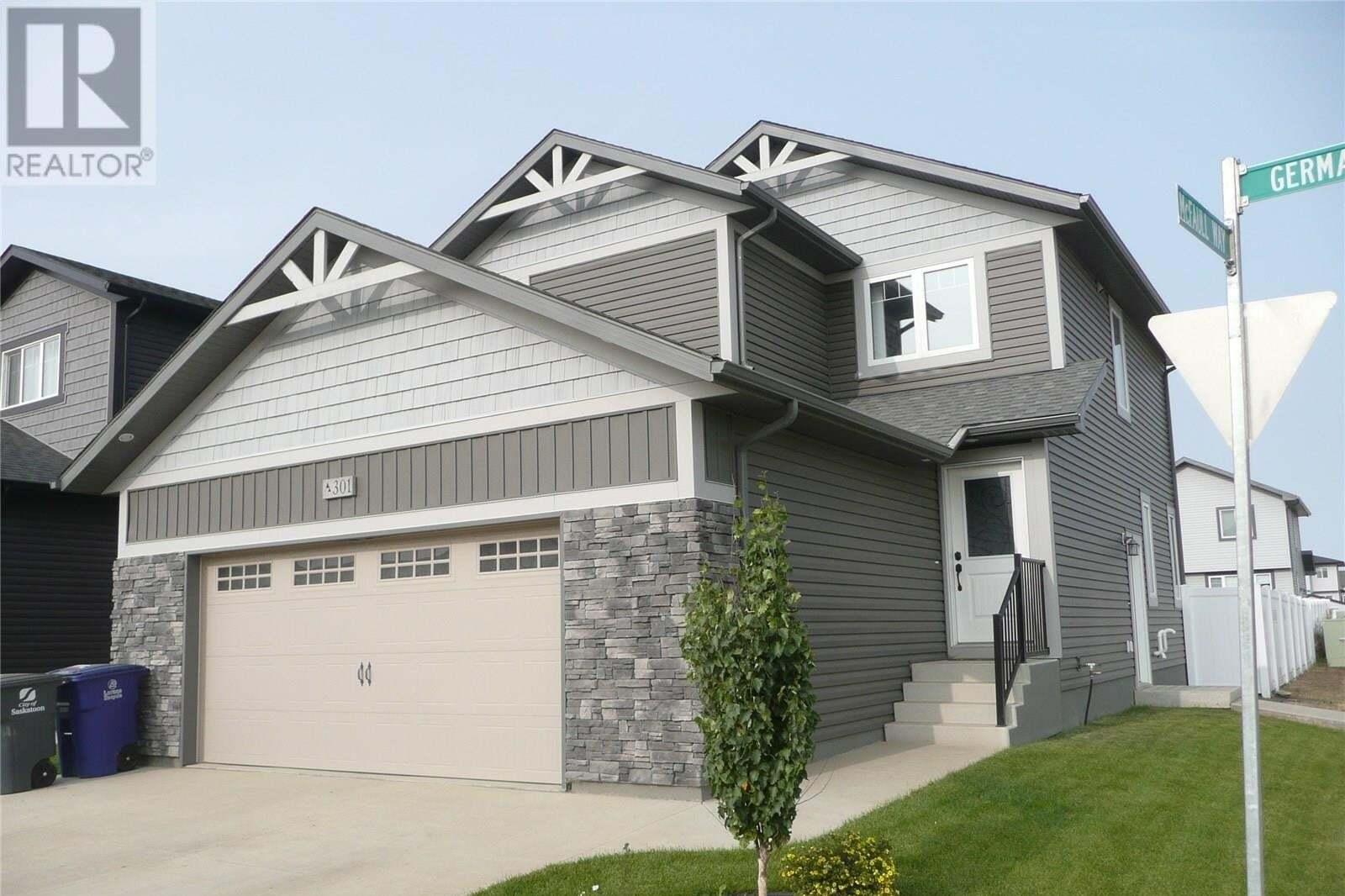 House for sale at 102 Germain Ct Saskatoon Saskatchewan - MLS: SK826788