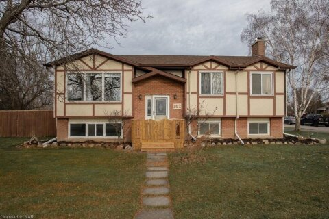 House for sale at 102 Glenwood Pw Welland Ontario - MLS: 40045234