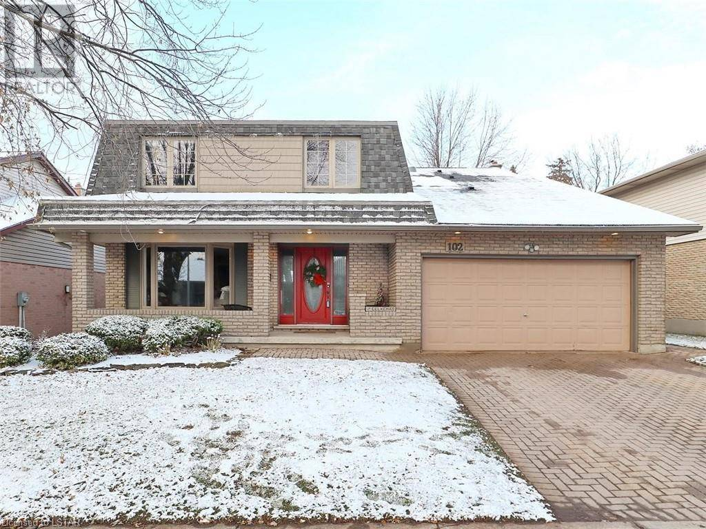 House for sale at 102 Guildford Cres London Ontario - MLS: 235327