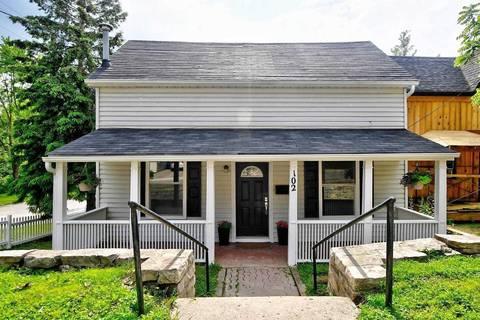 House for sale at 102 Gurnett St Aurora Ontario - MLS: N4500169