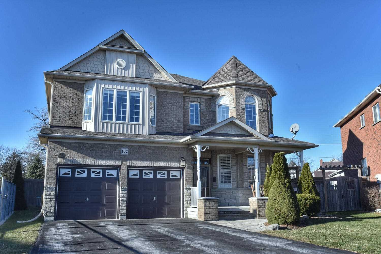 House for sale at 102 Harmer Drive Clarington Ontario - MLS: E4318572