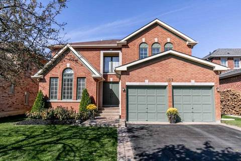 House for sale at 102 Hidden Trail Ave Richmond Hill Ontario - MLS: N4606689