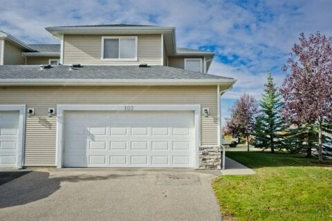 Townhouse for sale at 102 Hillview  Te Strathmore Alberta - MLS: A1043526