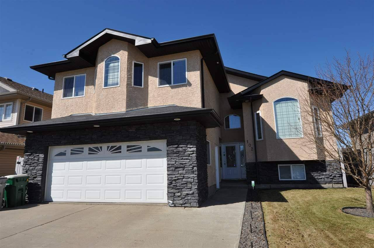 House for sale at 102 Houle Dr Morinville Alberta - MLS: E4189269