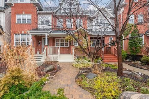 Townhouse for sale at 102 Joseph Duggan Rd Toronto Ontario - MLS: E4729623
