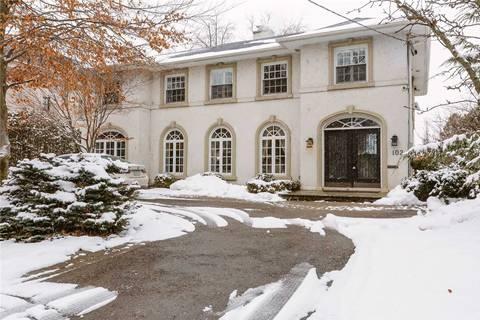 House for rent at 102 Kilbarry Rd Toronto Ontario - MLS: C4697921
