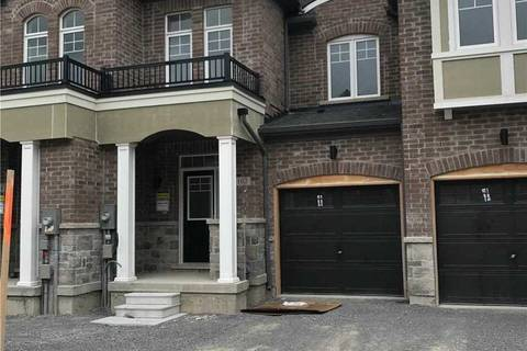 Townhouse for rent at 102 Knott End Cres Newmarket Ontario - MLS: N4456288