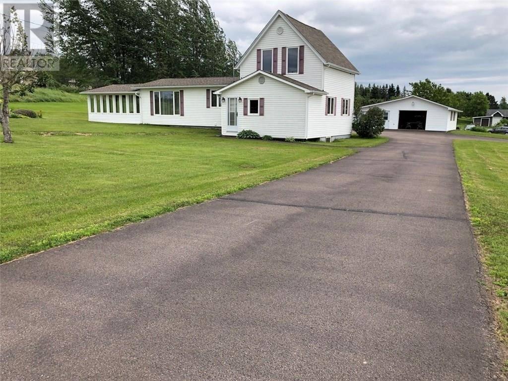House for sale at 102 Lac Rd Memramcook New Brunswick - MLS: M124610