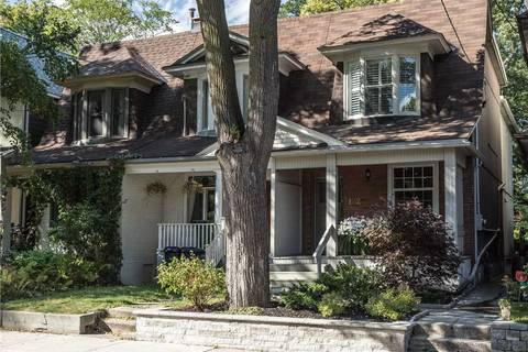 Townhouse for rent at 102 Langley Ave Toronto Ontario - MLS: E4589184