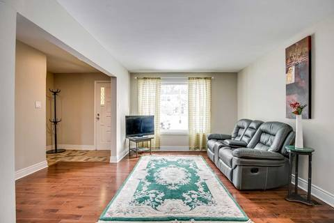 Townhouse for rent at 102 Magwood Ct Toronto Ontario - MLS: W4451849