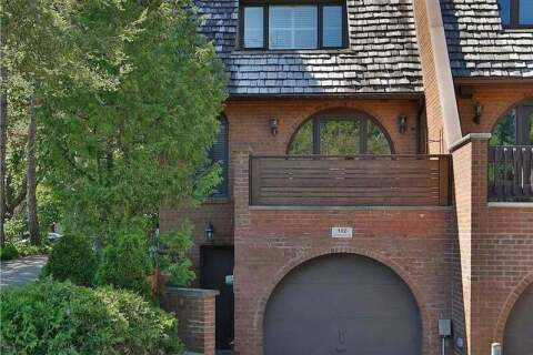Townhouse for sale at 102 Mcrae Dr Toronto Ontario - MLS: C4803005