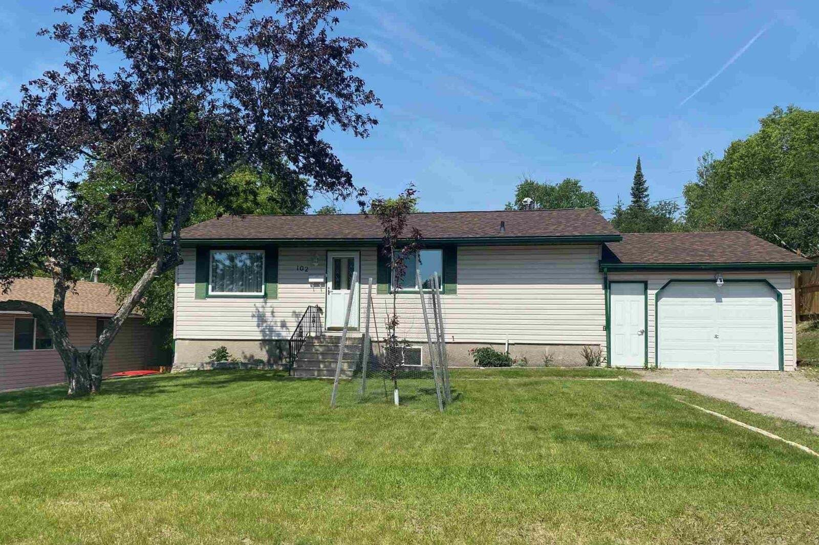 House for sale at 102 Minto Cres Kenora Ontario - MLS: TB201278
