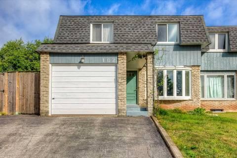 Townhouse for rent at 102 Orsett St Oakville Ontario - MLS: W4635383