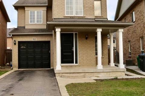 House for sale at 102 Penbridge Circ Brampton Ontario - MLS: W4595594