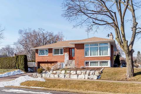 House for sale at 102 Riverwood Pkwy Toronto Ontario - MLS: W4393064