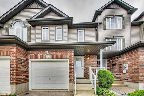 Townhouse for rent at 102 Rochefort St Kitchener Ontario - MLS: X4581715