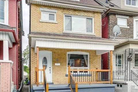 House for sale at 102 Rosslyn Ave Hamilton Ontario - MLS: X4490620