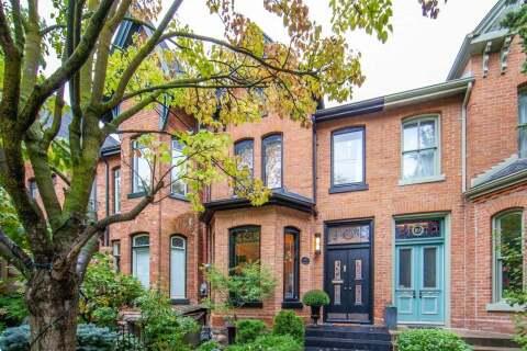 Townhouse for sale at 102 Seaton St Toronto Ontario - MLS: C4962239