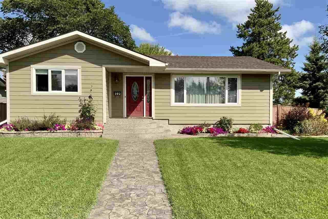 House for sale at 102 Spatinow Dr Wetaskiwin Alberta - MLS: E4211173