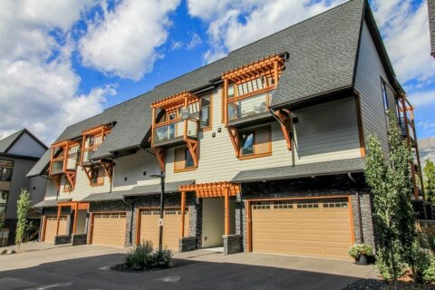 Townhouse for sale at 102 Stewart Creek  Ri NE Canmore Alberta - MLS: A1050774