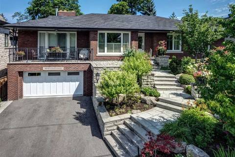House for sale at 102 Stratford Cres Toronto Ontario - MLS: C4448985