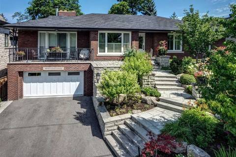 House for sale at 102 Stratford Cres Toronto Ontario - MLS: C4495890