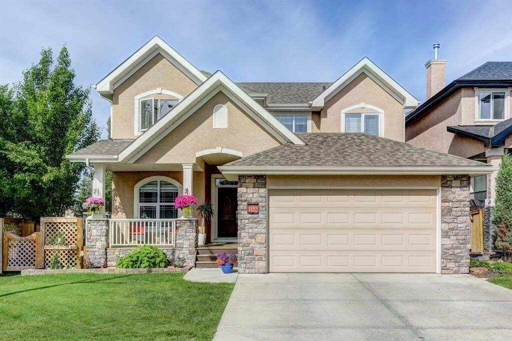 House for sale at 102 Tuscany Estates Cres Northwest Calgary Alberta - MLS: A1010934