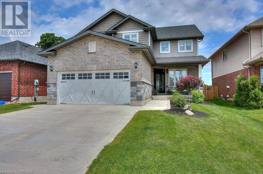 House for sale at 102 Walker Rd Ingersoll Ontario - MLS: 193883