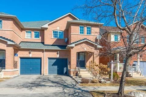 Townhouse for sale at 102 Warren Bradley St Markham Ontario - MLS: N4410927