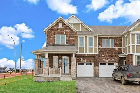 Townhouse for sale at 102 Westfield Dr Whitby Ontario - MLS: E4714896