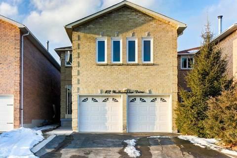 House for sale at 102 Westhampton Dr Vaughan Ontario - MLS: N4695396