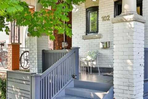 House for sale at 102 Westmoreland Ave Toronto Ontario - MLS: W4920814