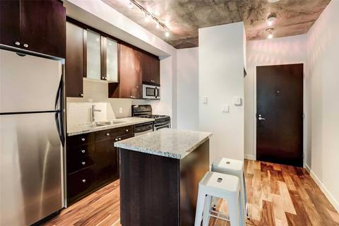 Condo for sale at 1 Shaw St Unit 1020 Toronto Ontario - MLS: C4488668
