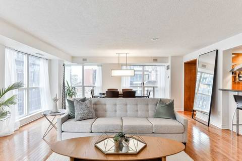 Condo for sale at 270 Wellington St Unit 1020 Toronto Ontario - MLS: C4456359