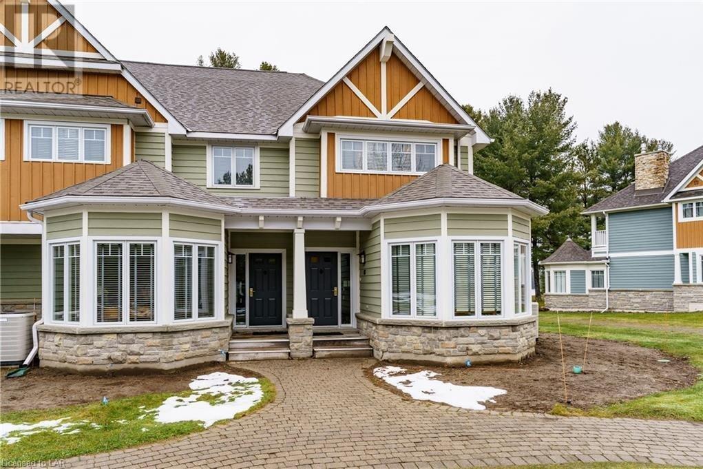 Townhouse for sale at 1020 Birch Glen  Villa 1 Week 9 P  6 Rd Baysville Ontario - MLS: 40045580