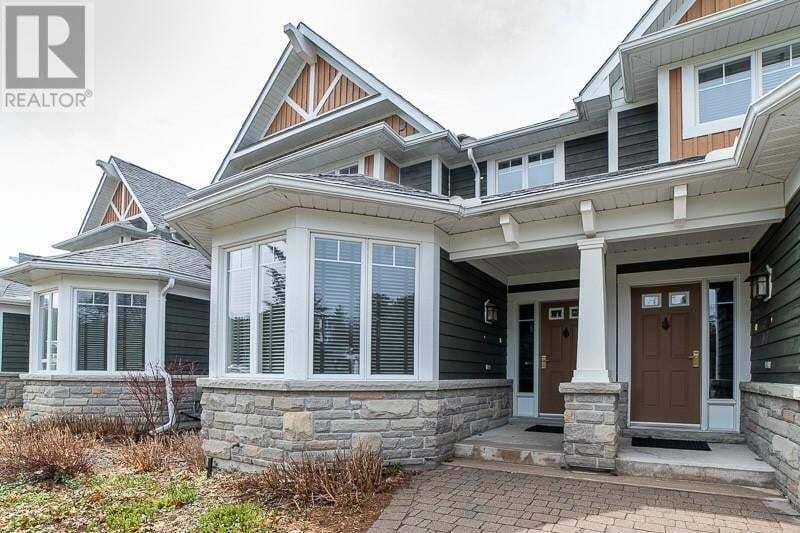 Townhouse for sale at 1020 Birch Glen Road Villa 15 Phase 2 Week 8  Baysville Ontario - MLS: 241881