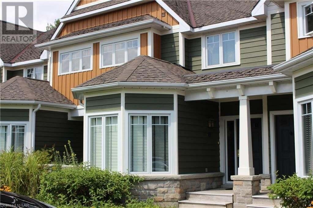 Townhouse for sale at 1020 Birch Glen V 11, W 5 Rd Baysville Ontario - MLS: 239607
