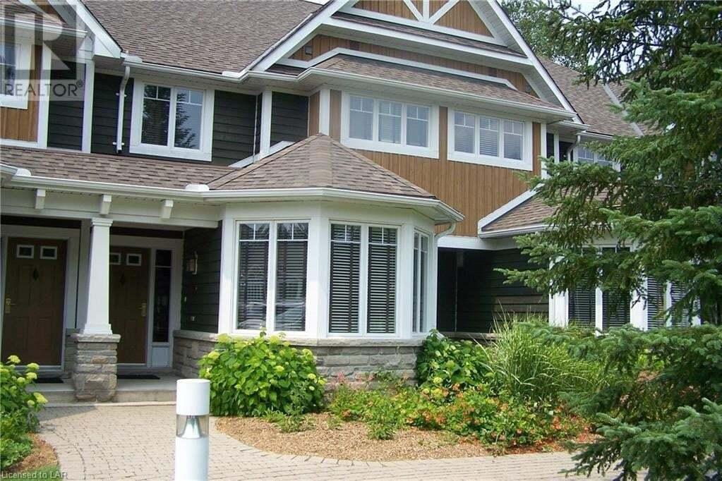 Townhouse for sale at 1020 Birch Glen V7. W10 Rd Baysville Ontario - MLS: 215013