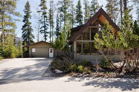 House for sale at 1020 Rundleview Dr Canmore Alberta - MLS: C4291677