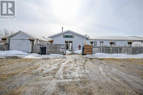 Commercial property for sale at 10203 100 Ave Wembley Alberta - MLS: GP204326