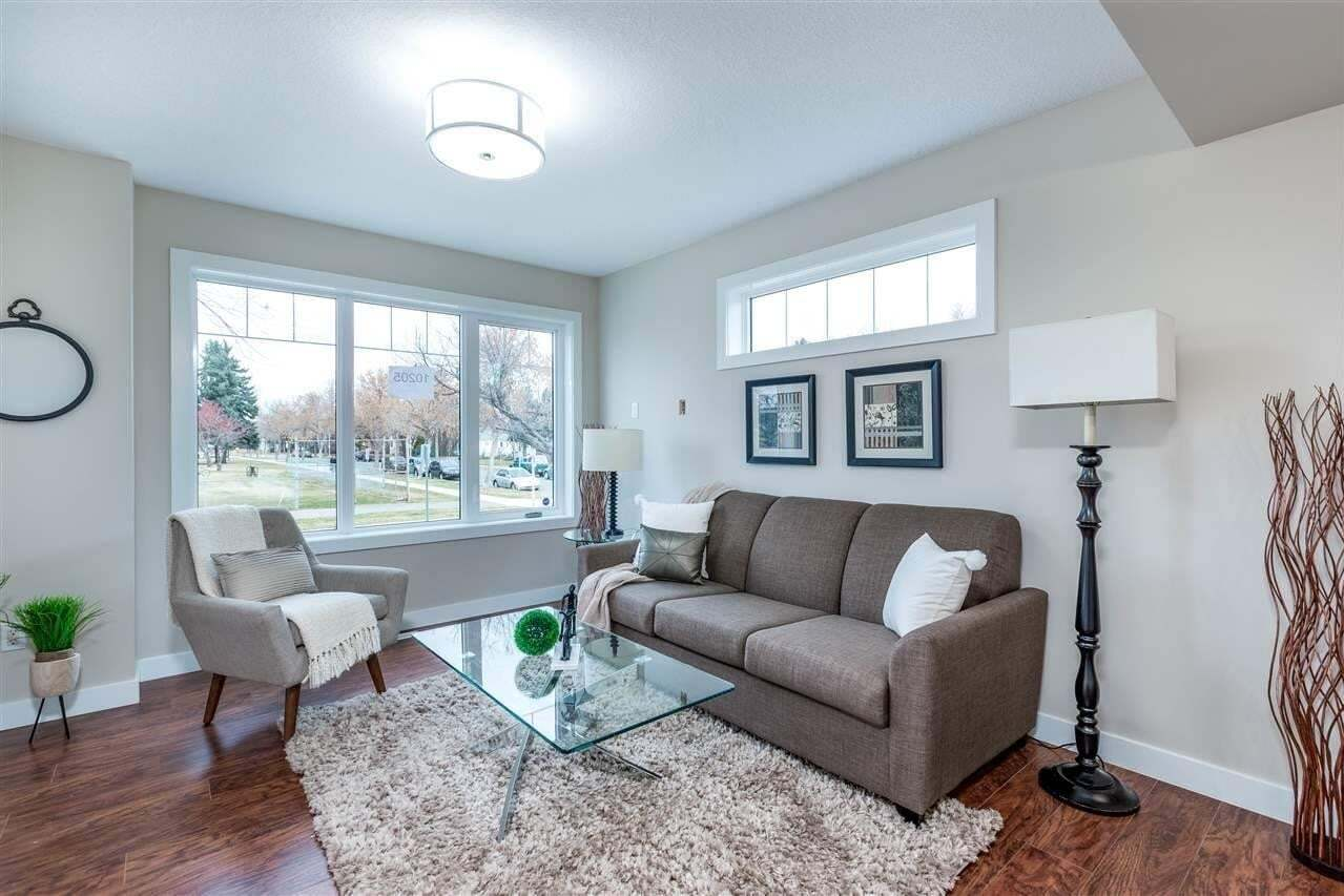 Townhouse for sale at 10205 114 Av NW Edmonton Alberta - MLS: E4211440