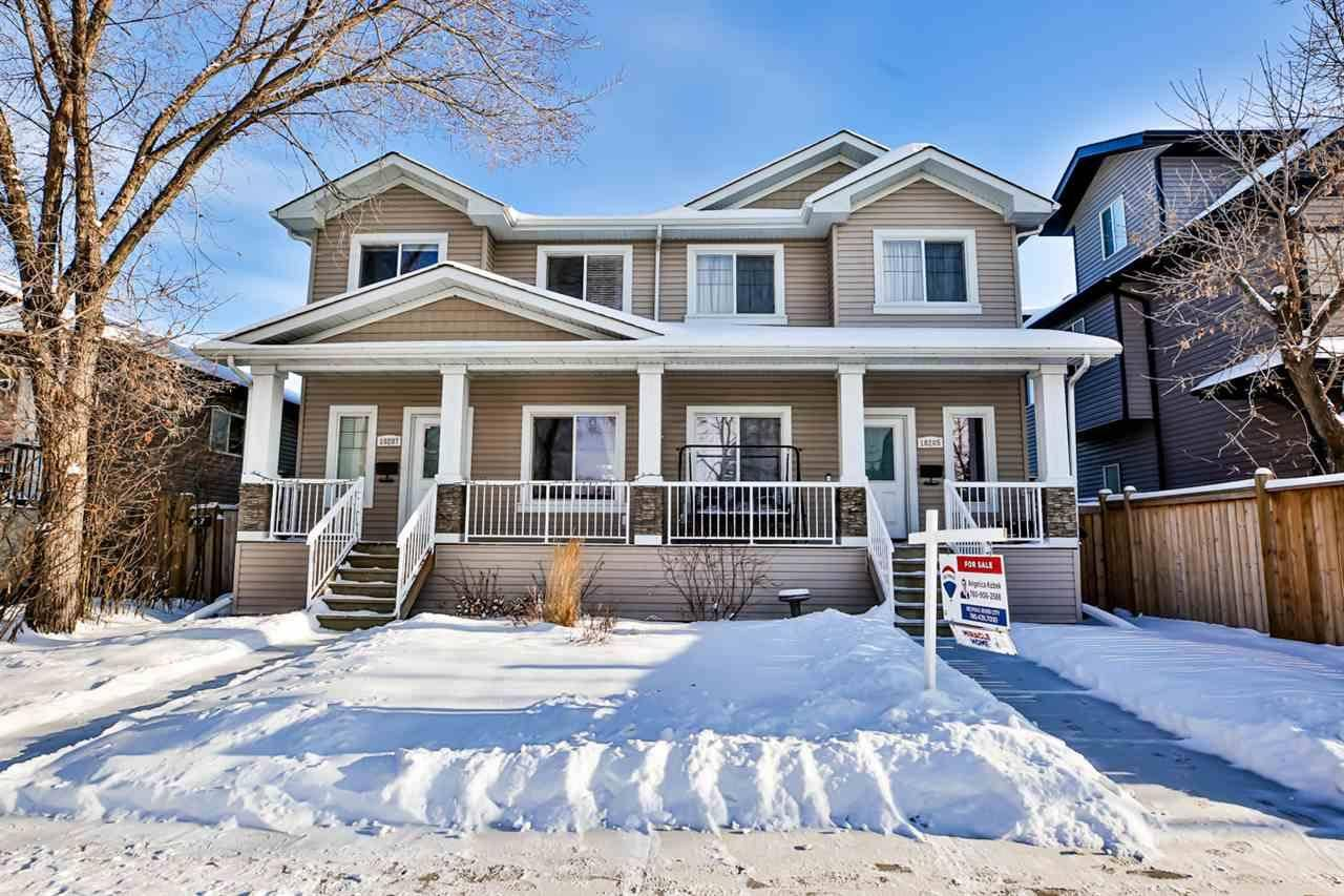 Townhouse for sale at 10205 152 St Nw Edmonton Alberta - MLS: E4184670
