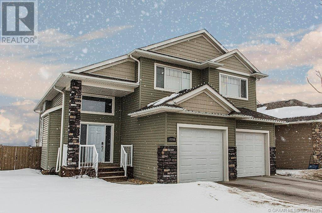 House for sale at 10206 154 Ave Grande Prairie, County Of Alberta - MLS: GP214585