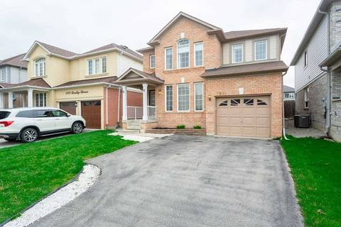 House for sale at 1021 Bradley Terr Milton Ontario - MLS: W4451276